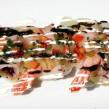 Brochettes de chipirons et crevettes