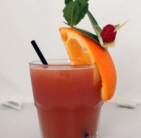 atelier de création de cocktails à la société des Sirops Meneau