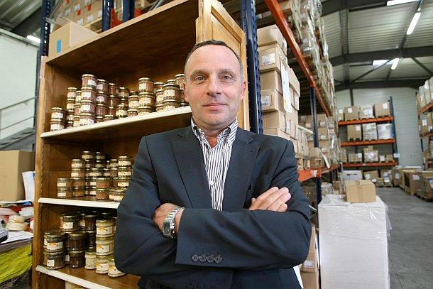 Frédéric Martin, PDG du Petit Basque et de Lou Gascoun