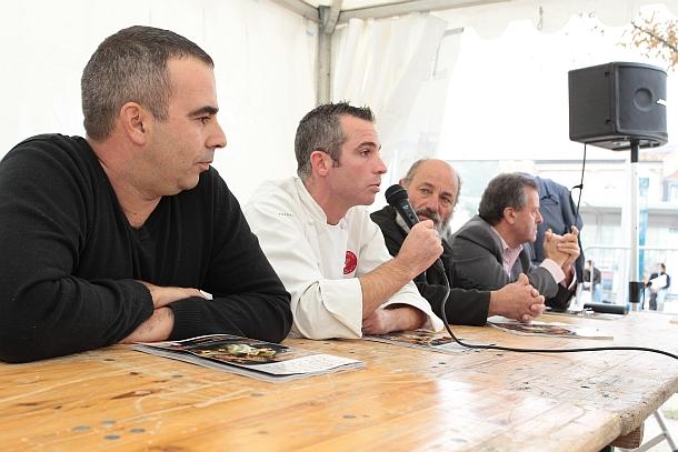 Nicolas Magie, Frédéric Schueller, Jacques Barthouil et Jacques Ballarin