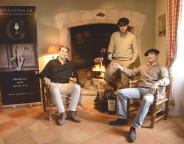 Victor Ulrich, Vincent Bernard et Arthur Edange ambitionnent de créer la plus grande communauté de bons vivants