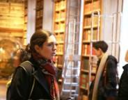 Caroline Poulain transmet sa passion des menus.