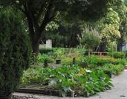 Le potager du Parc Rivière s'apprête à accueillir de nombreux gourmets ce samedi.