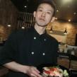 restaurant Maruya le chef Junichi Yamano